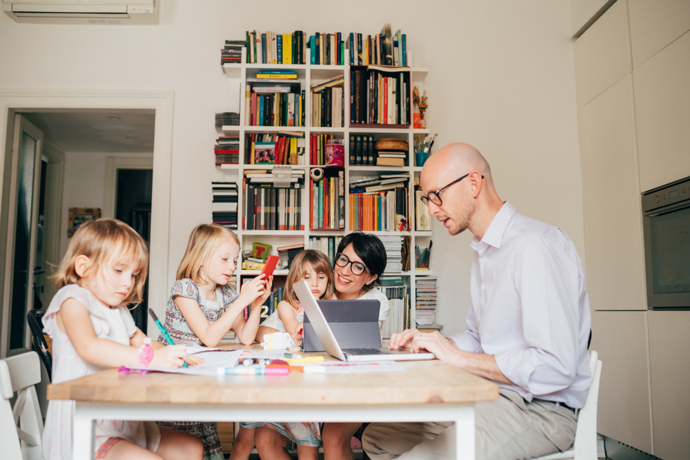 family home schooling